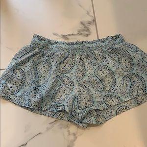 Victoria's Secret sleep lounge shorts